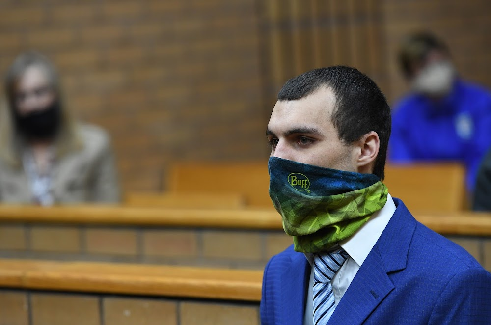Xander Bylsma handed two life sentences for killing school teens - TimesLIVE
