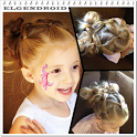 Quick & Easy Little Girl Hairstyle Tutorial icon