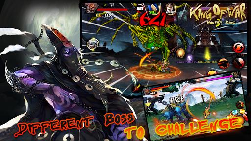 King of war-Monkey king 1.0.9 screenshots 5