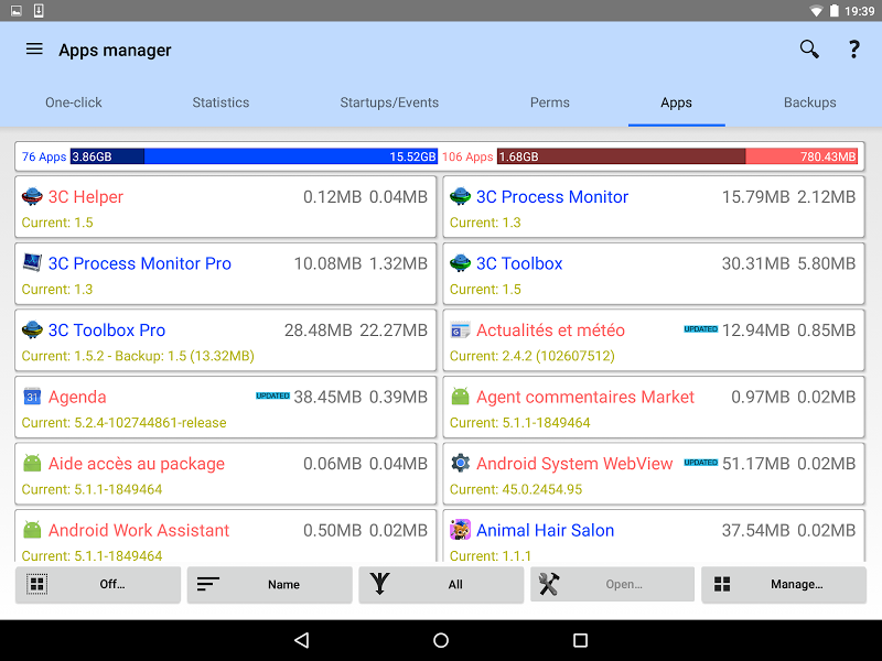 3C Toolbox Pro Screenshot 12