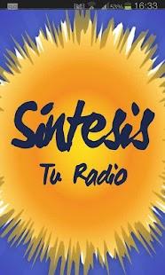 SINTESIS RADIO - náhled