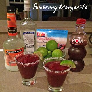 Pomberry Margarita