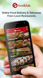FoodClub.ae - Food Delivery- screenshot thumbnail