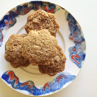 Staving off Candida & Hearty Oat Bran Muffin