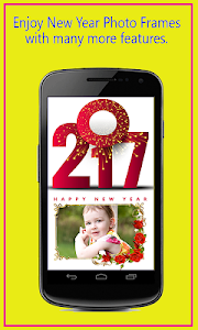 New Year Photo Frames 2017 screenshot 7