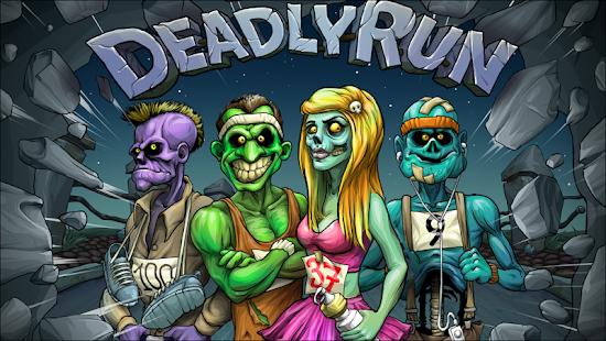 Deadly Run - Zombie Race Screenshot