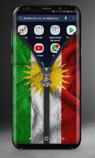 Kurdistan Flag for Kurdish for PC