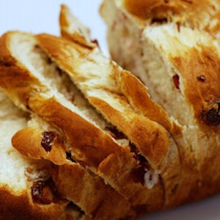 Braided Cinnamon (C)raisin Bread