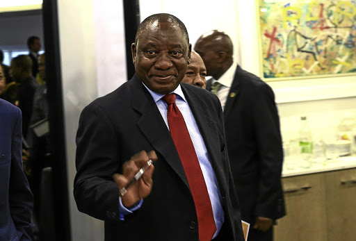 President Cyril Ramaphosa will host British Prime Minister Theresa May in Cape Town.