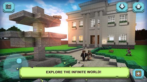 Dream House Craft: Design & Block Building Games 1.16-minApi23 screenshots 6