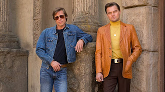 Pitt y Dicaprio en la última de Quentin Tarantino.