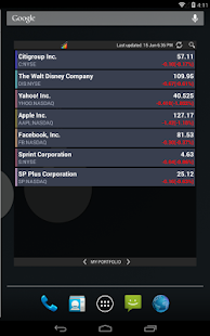 Stocks IQ - Stock Tracker- screenshot thumbnail