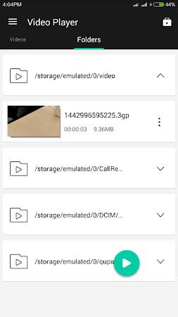 Video Player 1.7.8 screenshot 640119