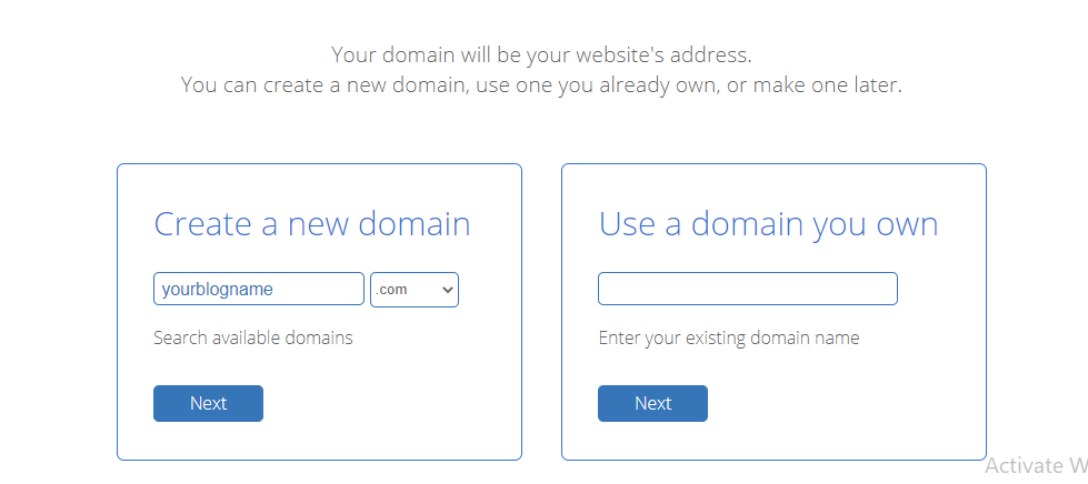 Bluehost - How to start a blog