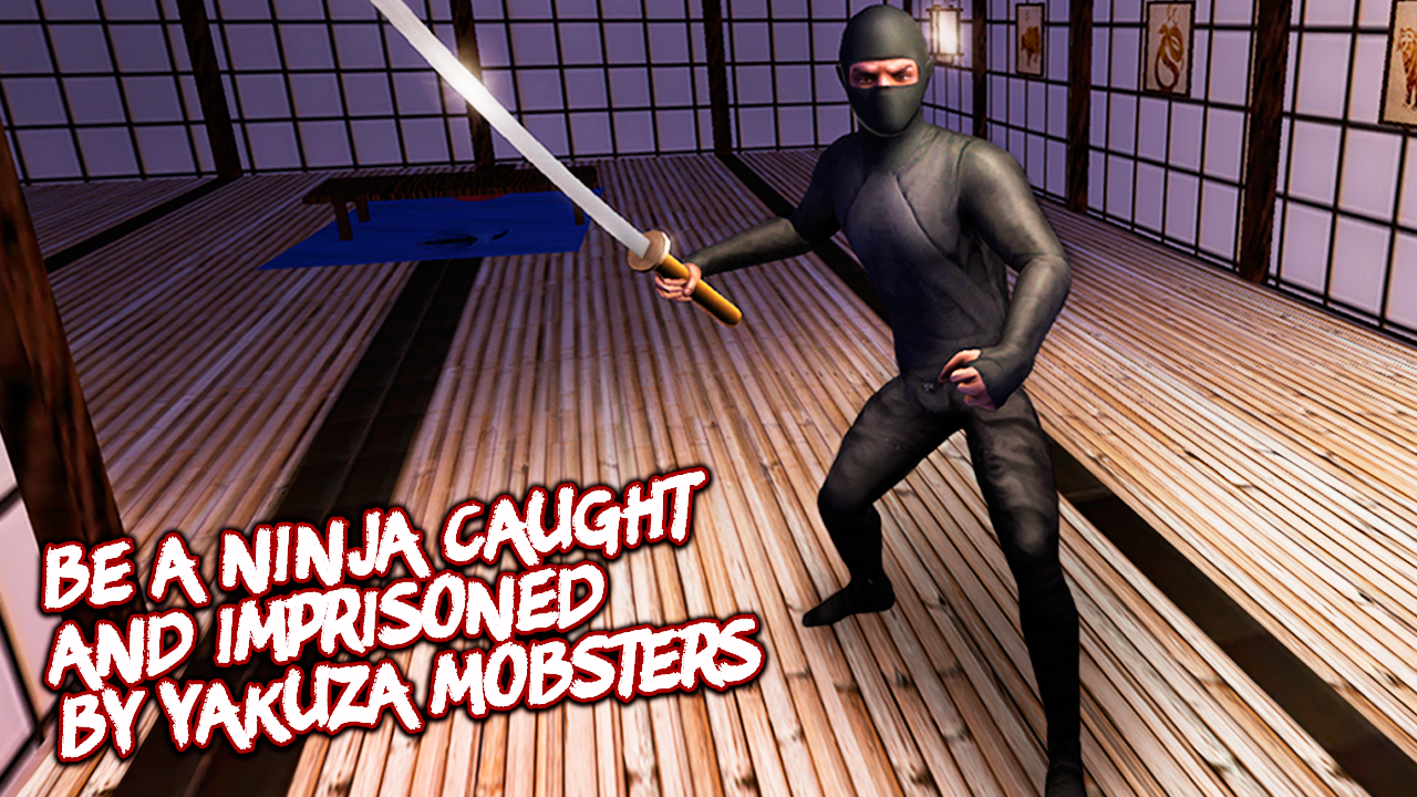 Ninja Prison Break Fighting D Android Apps On Google Play - 3d map of prisons in us