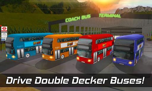 メトロシティコーチバスシミュレータ 3D Driver