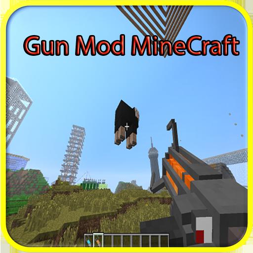 New Gun Mod Minecraft 教育 App LOGO-APP開箱王