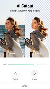 PickU – Cutout Photo Editor & Background Eraser 1