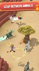 Rodeo Stampede: Sky Zoo Safari App Latest Version Download For Android and iPhone 3