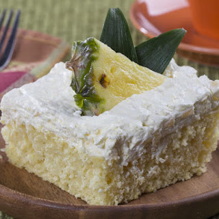 Easiest Pineapple Cake Recipe
