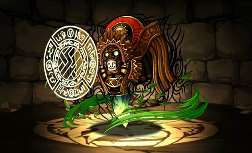 呪紋の化身