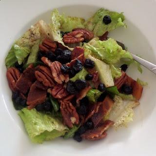 Bacon Pecan Blueberry Salad