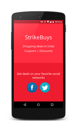 StrikeBuys - Deals Coupons