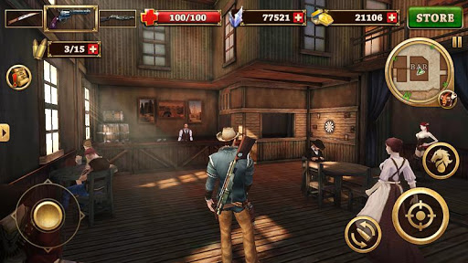 West Gunfighter 1.7 screenshots 5