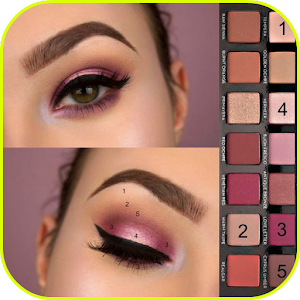 Makeup training (face, eye, lip) ?⚜️⚜️