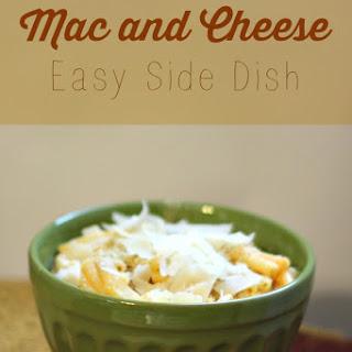 Hot Pasta Side Dish Recipes.