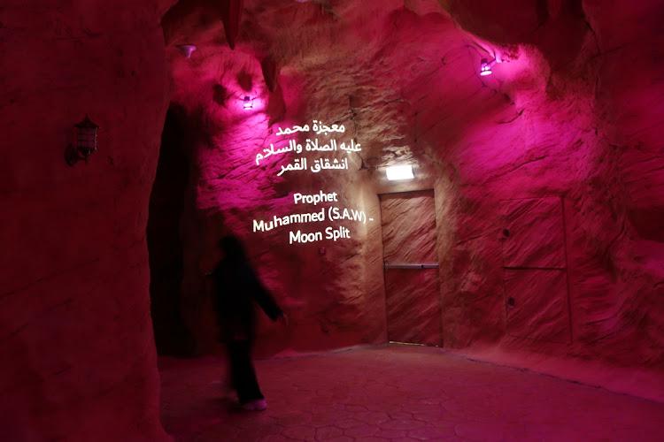 Dubai's Quranic Park opens to much fanfare