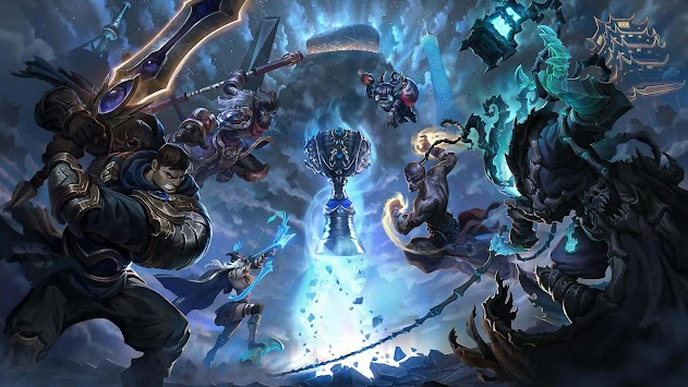 Download League Of Legends Wallpapers 2018 Hd Apk Latest