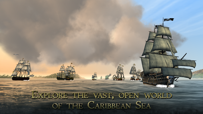 The Pirate: Plague of the Dead Screenshot Image