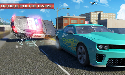 Jump Street Miami Police Cop Car Chase Escape Plan 1.1 screenshots 1