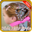 Kids Hair Style 2016 icon