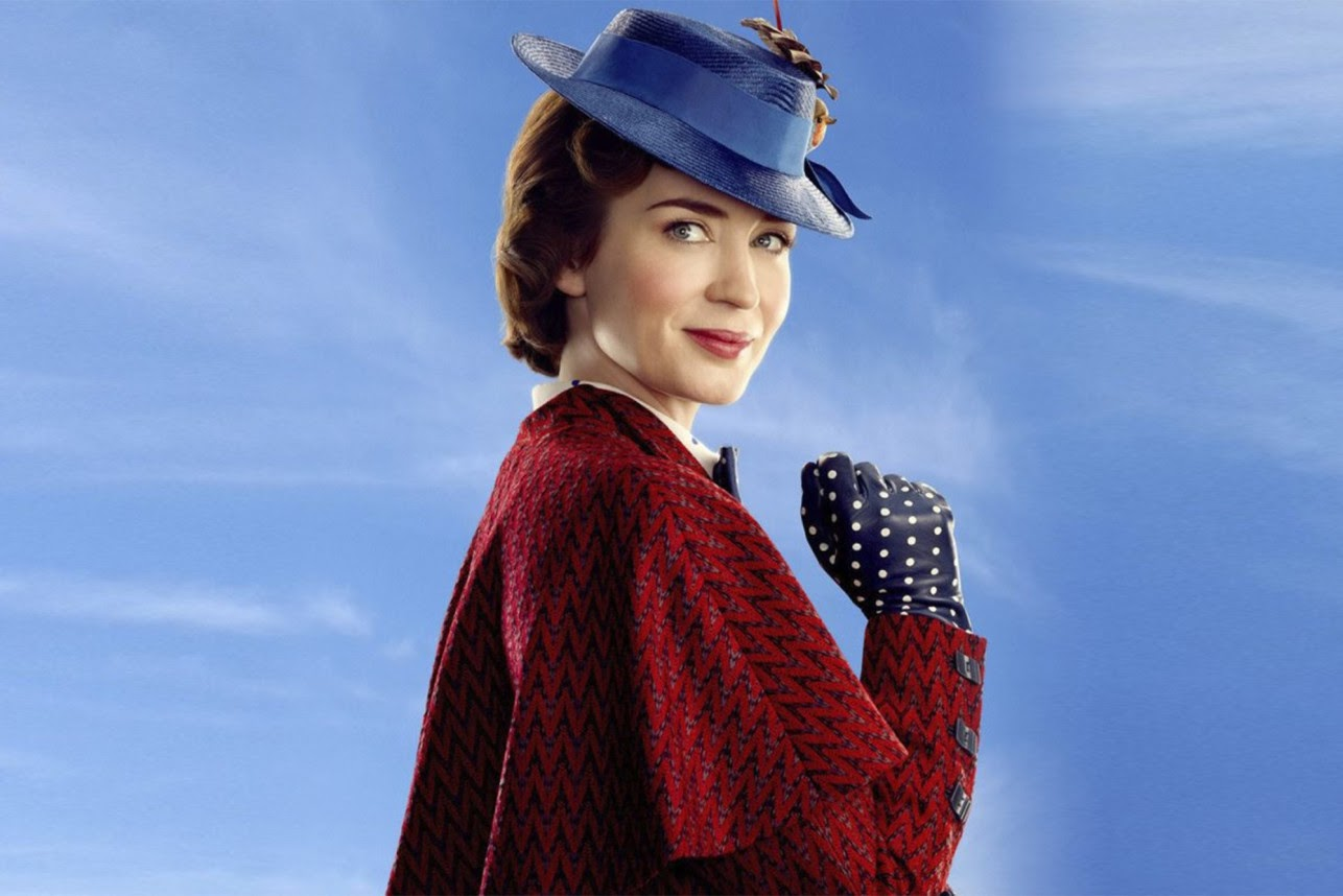 Flashback: Disney's new Mary Poppins regrets becoming an American citizen