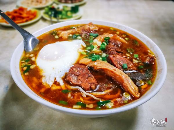 潮州街林記牛肉麵(水缸牛肉麵)‧捷運古亭站|台北市前三名‧隱藏版超美味牛肉麵!