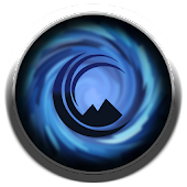 Turbulence Blue - Icon Pack