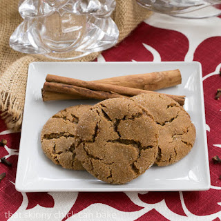 Triple Ginger Snaps #CookieWeek