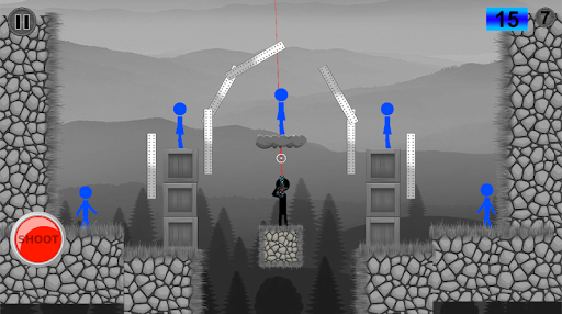 Stickman Shooting - Stickman fight game screenshot 14