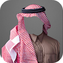 Arab Man Photo Maker icon