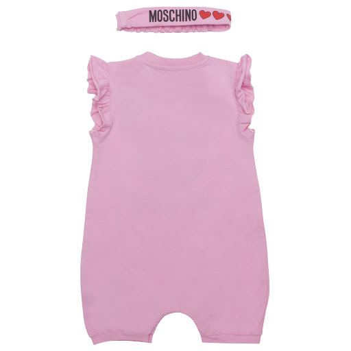 Thumbnail images of Moschino Shortie & Headband Set