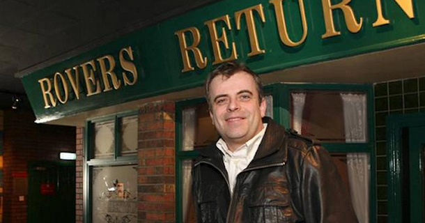 Coronation Street's Steve McDonald 'set for robbery plot'