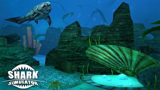 Shark Simulator screenshot 8