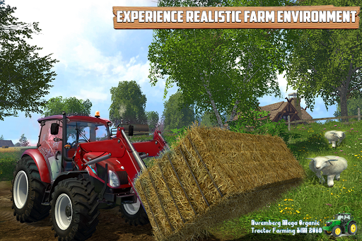 Nuremberg Mega Organic Tractor Farming SIM 2020 screenshots 18