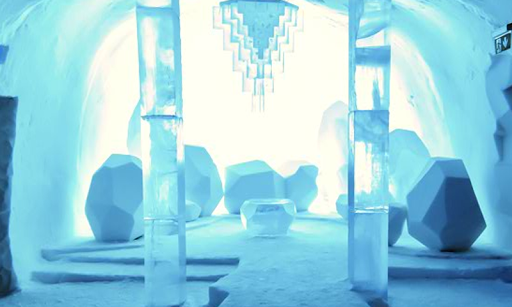 Escape From Icehotel