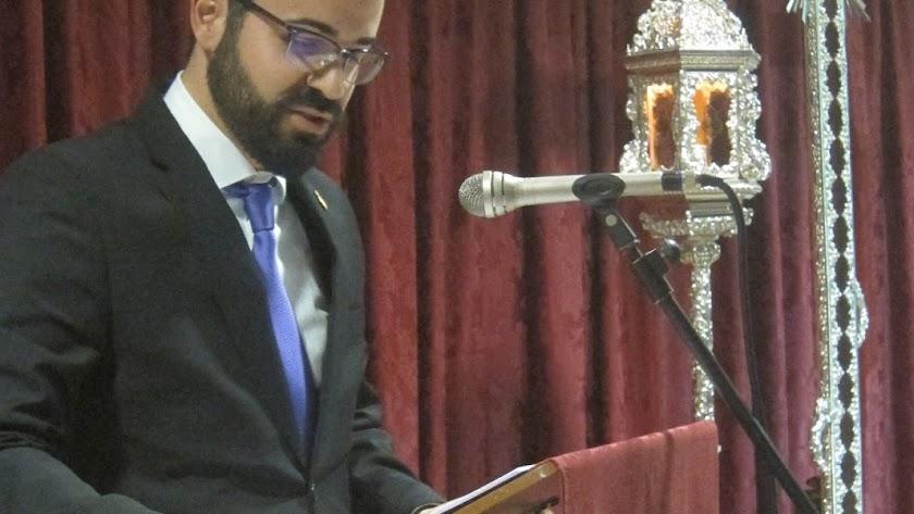 El cuestionario de Semana Santa de... Víctor Pérez