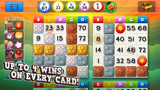 Bingo Pop Screenshot