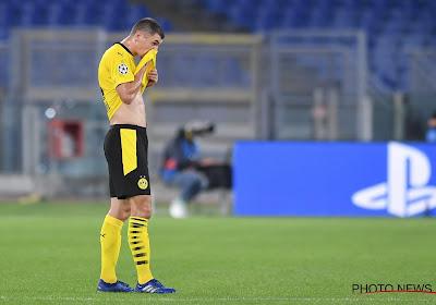 Dortmund-Belg valt uit met een spierblessure en ziet concurrent Bayern München verder uitlopen