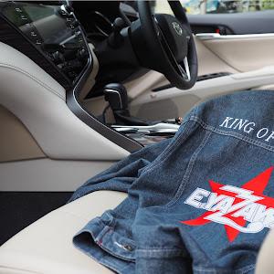 カムリ AXVH70 Gレザーパッケージのカスタム事例画像 レモンサワーさんの2020年06月27日08:42の投稿